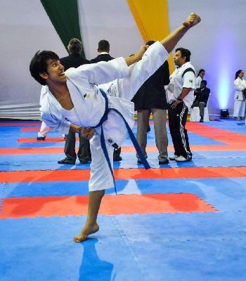Kata Shotokan Karate pessoas 2014 2015 2016 2017 2018